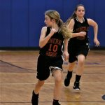 7th Grade Girls at Western Reserve