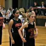 Girls 7th Grade Basketball falls to Springfield Local 34 – 6
