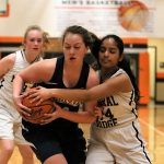 Girls 7th Grade Basketball falls to Lowellville Local 37 – 4