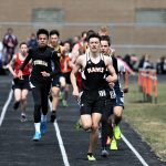 Boys Varsity Track Finishes 14th at the Trumbull County Meet at Lakeview High School
