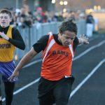 Boys Middle School Track take 3rd against Jackson-Milton, Lowellville & Springfield Local
