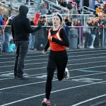 Girls Middle School Track Takes 12th at the Topoleski Invitational at Western Reserve High School