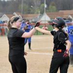 Girls Varsity Softball beats Rootstown 5 – 4