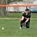 Girls Varsity Softball beats Campbell Memorial 5 – 3