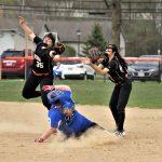 Girls Varsity Softball falls to Mcdonald 19 – 0