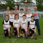 Boys Varsity Cross Country finishes 15th place at OHSAA Early Bird Invitational