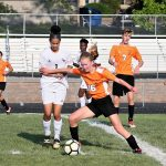 Boys Junior Varsity Soccer ties Campbell Memorial 4 – 4