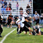 Boys Varsity Football falls to Newton Falls 28 – 15