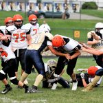 Ridge loses 1st game to Lowellville