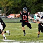 Boys Varsity Football falls to Lowellville 34 – 6