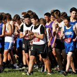Boys Varsity Cross Country finishes 28th place at Suburban League Championship