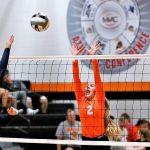 Girls Junior Varsity Volleyball falls to Newton Falls 2 – 0