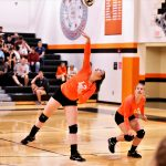 Lady Rams in Three Over Sebring