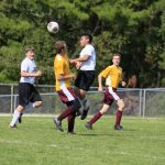 Boys Junior Varsity Soccer beats Southeast 3 – 1