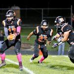 Boys Varsity Football falls to Springfield Local 57 – 8