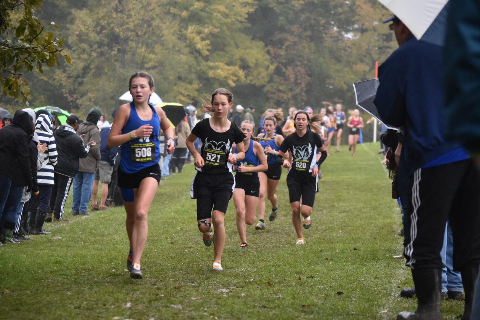 OHSAA Girls Cross Country Meet Postponed