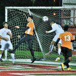 Boys Varsity Soccer falls to Campbell Memorial 7 – 2
