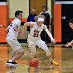 Boys varsity basketball Gets Win #2 beats Mathews 82-61
