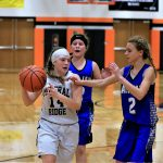 Girls 7th Grade Basketball falls to Waterloo 38 – 17