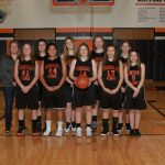Girls 7th Grade Basketball beats Campbell Memorial 36 – 12