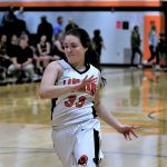 Girls Junior Varsity Basketball beats Mathews 20 – 16