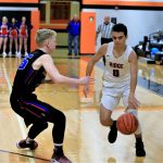 Boys Junior Varsity Basketball falls to Columbiana 53 – 33