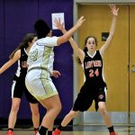Girls Junior Varsity Basketball beats Lowellville Local 14 – 5