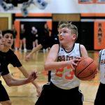 7th Grade Boys Fall to McDonald 41-31