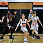 Boys Freshman Basketball beats Liberty 38 – 35