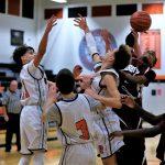 Boys Freshman Basketball falls to Springfield Local 51 – 32