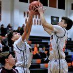 Boys Freshman Basketball Falls to East 47 – 39