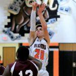 Boys Freshman Basketball beats Cardinal 55 – 47
