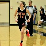 Girls Junior Varsity Basketball falls to Columbiana 30 – 12