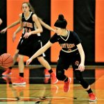 Girls Junior Varsity Basketball falls to Waterloo 21 – 19