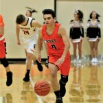 Boys Junior Varsity Basketball Falls to Lowellville 46 – 44