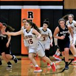 Girls Junior Varsity Basketball Falls to McDonald 11 – 5