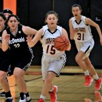 Girls Junior Varsity Basketball falls to Jackson-Milton Local 17 – 13