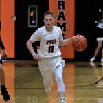 Boys Freshman Basketball falls to Rootstown 58 – 35