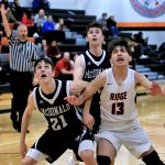 Boys Junior Varsity Basketball falls to Jackson-Milton 41 – 29
