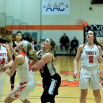 Girls Varsity Basketball falls to Newton Falls 53 – 37