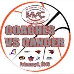 Feb. 8th, 2019 MVAC Coaches vs Cancer Game