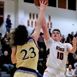 Boy's Basketball Draws Campbell Memorial for OHSAA Sectionals