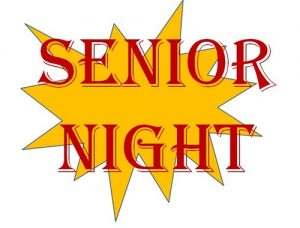Senior Night Pictures