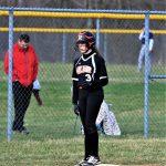 Girls Varsity Softball falls to Springfield Local 5 – 0