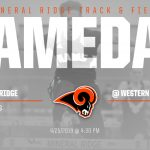 Track & Field to the Western Reserve Relays