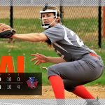 Girls Varsity Softball falls to Western Reserve 9 – 3