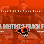 Boys & Girls Track at Districts Today