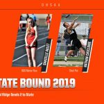 Aulet and Chiclowe Advance to State