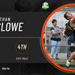 Nathan Chiclowe Gets 4th at the OHSAA State Finals