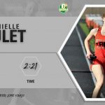 Aulet Finishes 13th at the State Finals